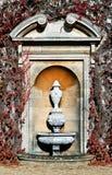 Sculpture en mur Photo libre de droits