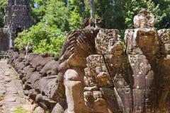 Sculpture en Naga Photo libre de droits
