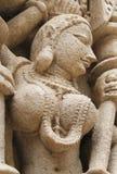 Sculpture en pierre érotique images libres de droits