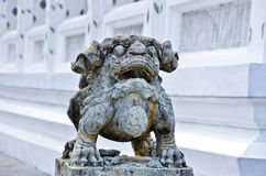 Sculpture en pierre Photos libres de droits