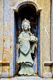 Sculpture en pierre Images libres de droits