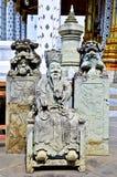 Sculpture en pierre Image stock