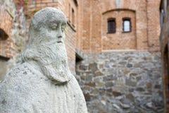 Sculpture en pierre de sauge Image stock
