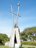 Sculpture 2010 en Sulam Yaakov d'université de barre-Ilan Photo stock