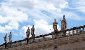 Sculpture en toit photos libres de droits