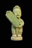 Sculpture faite de sable Image stock