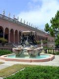 Fountain of Turtles at the Ringling Museum, Sarasota, Florida Stock Photo