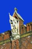 Sculpture of Friedrich von ZOLLERN Stock Photos