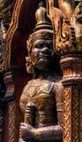Sculpture géante Photo libre de droits