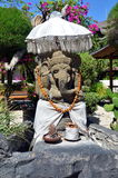 Sculpture of Ganesha Royalty Free Stock Photos