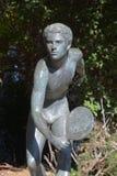 Sculpture Garden Stock Photos