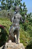 Sculpture Garden Royalty Free Stock Photo