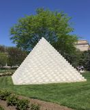 Sculpture Garden Stock Photography