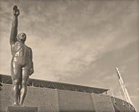 Sculpture by Gra Rueb Royalty Free Stock Photo
