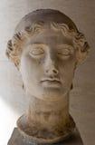 Sculpture grecque, Athènes Images libres de droits