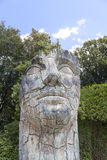 Sculpture by Igor Mitoraj in the Boboli Gardens in Florence, Italy Royalty Free Stock Photo