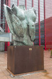 Sculpture by Igor Mitoraj Royalty Free Stock Photo