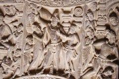 sculpture indienne Images libres de droits