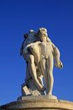 Sculpture in Jardin des Tuileries (Tuileries garden), Paris, France Royalty Free Stock Image