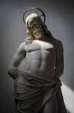 Sculpture of Jesus Christ Royalty Free Stock Image