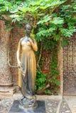 Sculpture of Juliet Stock Photos