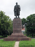 Sculpture of Lenin Stock Photo