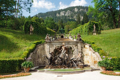 Sculpture Linderhof Castle Royalty Free Stock Image