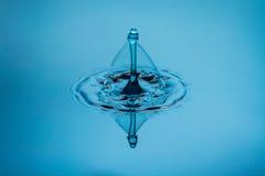 Sculpture of Liquid Stock Image