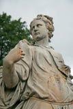 Sculpture in The Lower Gardens in Peterhof. St. Petersburg, Russia Royalty Free Stock Photo