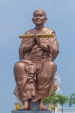 Sculpture of Luang Phor Toh.  Stock Photos