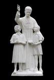 Sculpture of Monfort Stock Images