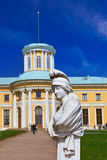 Sculpture in Museum-Estate Arkhangelskoye - Moscow Russia Stock Image
