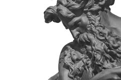 Sculpture en Neptune Image stock