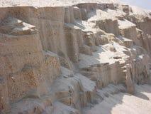 Sculpture normale en sable Photographie stock libre de droits