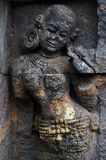 Sculpture Of The Temple Of Konarak-Orrisa. Stock Photo