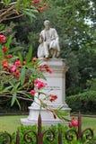 Sculpture Pietro Paleocapa Park à Venise Italie photos stock