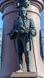 Sculpture of Prince Grigory Potemkin Tauride Royalty Free Stock Photo