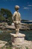 Sculpture; public art in Spain Royalty Free Stock Photos