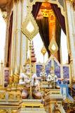 Sculpture at royal crematorium of King Bhumibol Adulyadej. Sculpture at royal crematorium of King Bhumibol Adulyadej at Bangkok Royalty Free Stock Image
