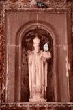 Sculpture of saint Vlaho in Dubrovnik Stock Photo