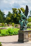 Sculpture at Sanssouci Palace Royalty Free Stock Images