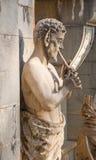 Sculpture Satire (Pan) Stock Photos
