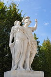 Sculpture at Schonbrunn Palace Vienna Austria Stock Images