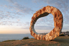 Sculpture by the Sea - Open Stock Image