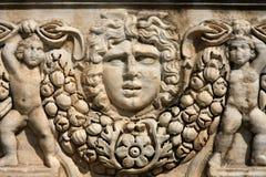 Sculpture in Selcuk - Turkey Royalty Free Stock Photo