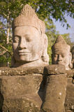 Sculpture in Siem Reap Royalty Free Stock Images