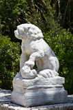 Sculpture statue artwork Stock Photo