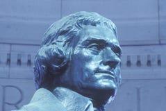 Sculpture of Thomas Jefferson Royalty Free Stock Image