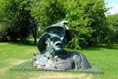 Sculpture today stock photos
