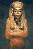 Sculpture from the tomb of Tutankhamen Royalty Free Stock Photos